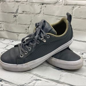 Converse genuine leather upper shoes